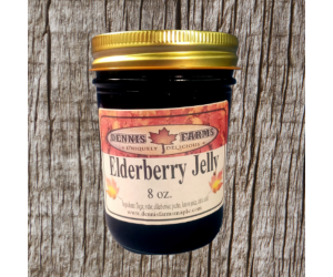 Elderberry Jelly 8oz