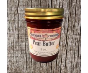 Pear Butter 8oz