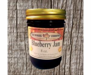 Blueberry Jam 8oz