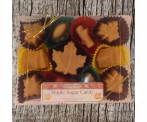 Pure Maple Candy Box 4oz