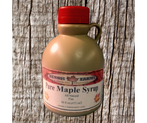 Pure Maple Syrup 16oz Pint...